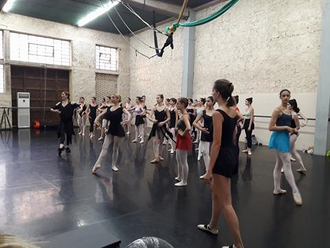 Maria Kousouni ballet